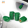BYC Hand Grenade Tire Valve Caps Car Decoration Accessories