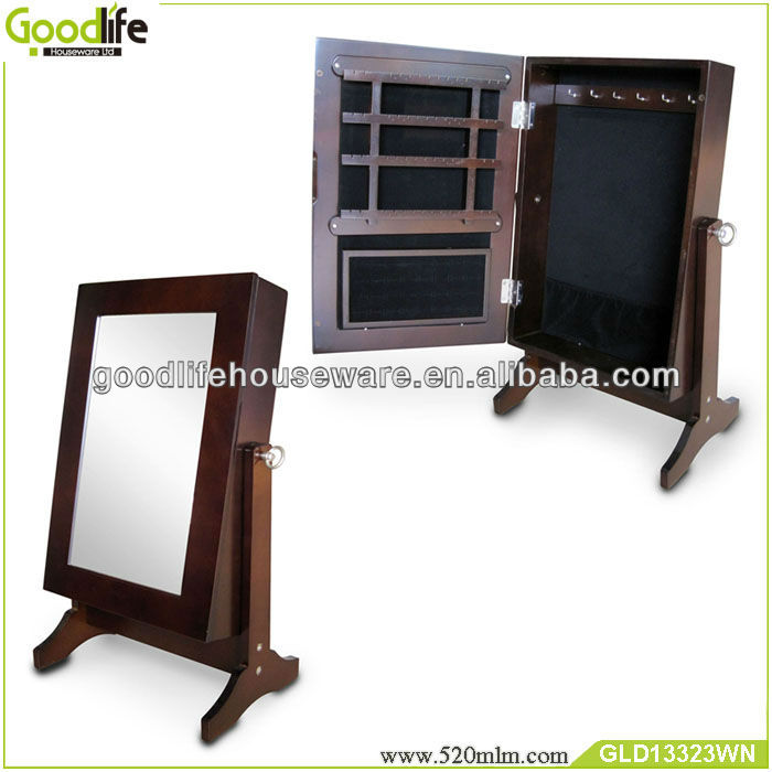 Wall Recessed Jewelry Cabinet Wall Recessed Jewelry Cabinet