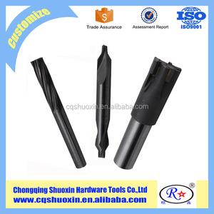 various tungsten carbide end mill precision keyseat cutter