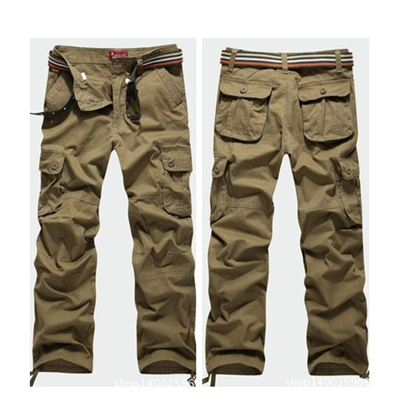 Men S Travel Pants With Zipper Pockets