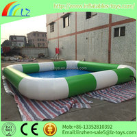 Wholesale Durable Hot Sealed Large PVC Inflatable Swimming Pool