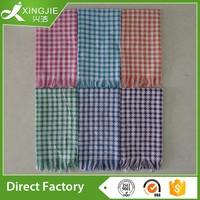 Wholesale dobby jacquard cotton kitchen hand towels
