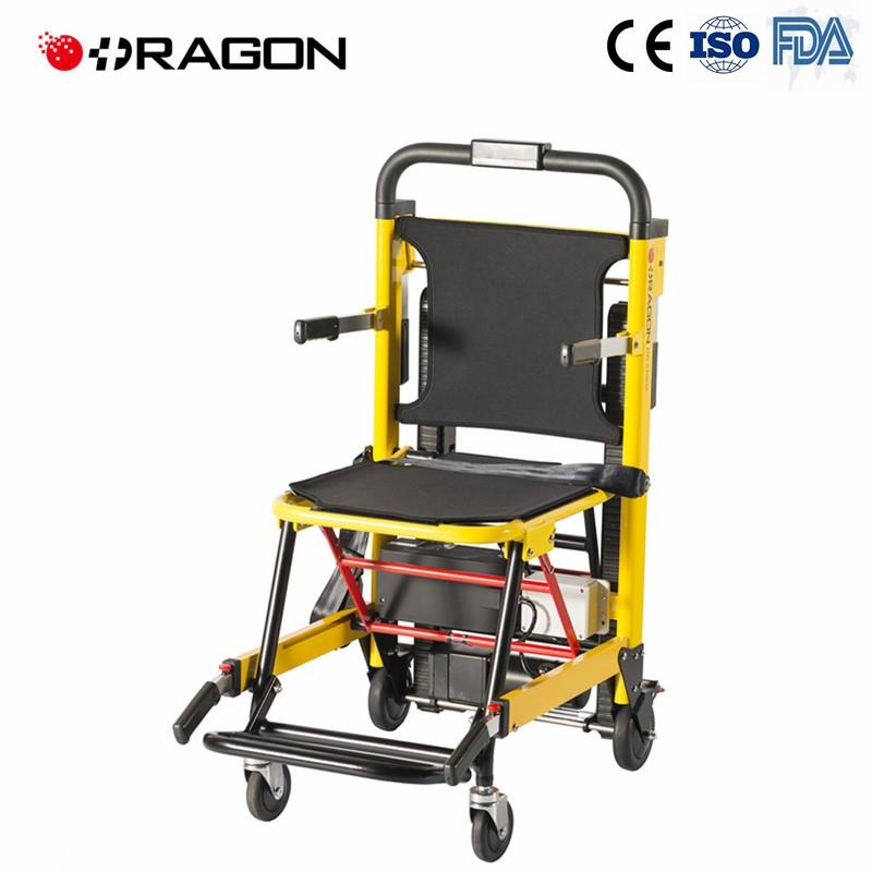 Multifunci n silla de ruedas el ctrica de seis ruedas for Silla de ruedas para subir escaleras