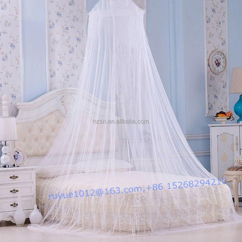 - Indoor/outdoor Conical Double Bed Canopy Curtains Mosquito Net