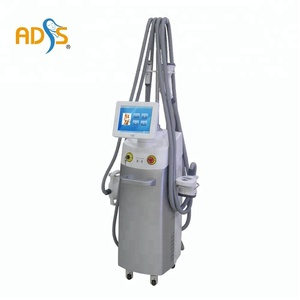 velashape 4 slimming machine/ cavitation + Vacuum +roller +RF+ infrared light +Roller Beauty Equipment for weight