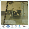 Cheap bullet resistant bulletproof glass price for bulletproof glass window