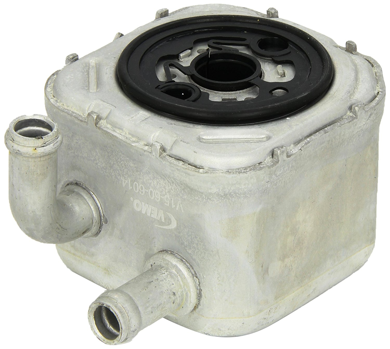 VEMO Engine Oil Cooler Fits AUDI A4 A6 A8 SKODA Superb VW Passat 059117021B