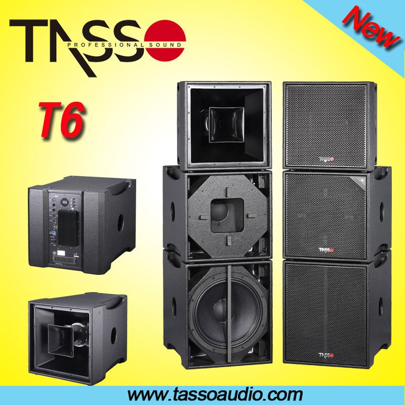 TASSO Active speaker RCF audio Touring Sound speakers system, View active  speaker system, TASSO Product Details from Guangzhou TASSO Pro Audio Co ,