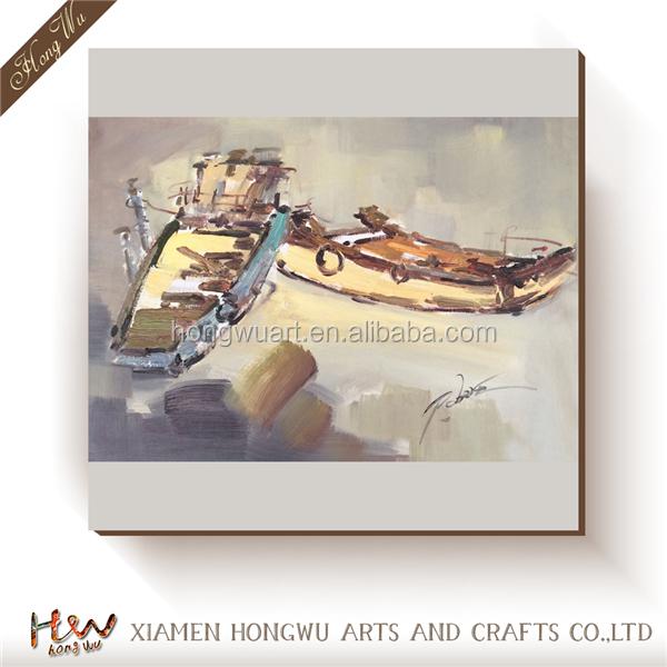 China Art Supplies Beautiful Handmade Natural Scenery Art Hand ...