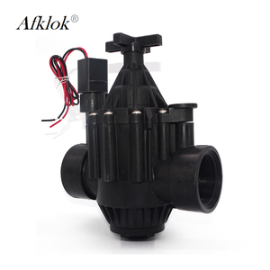 "2/2 Irrigation Agriculture 12VDC Pulse Female 2"" Electric Water Valve Flow Control"