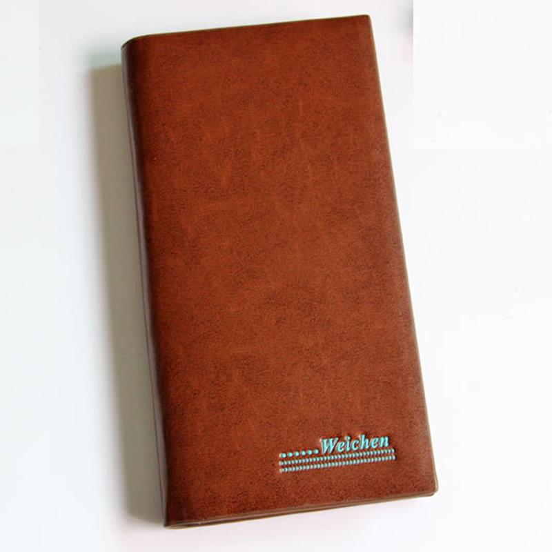 discount designer mens wallets 1hfe  Get Quotations 路 Hot leather men wallets with passcard pocket coin long  size vertical card holder wallet designer wallets