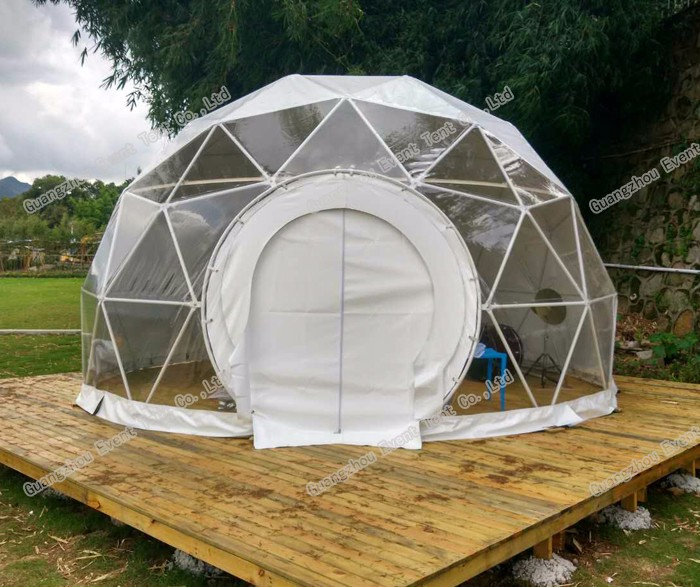 Interleafings Garden Designers Roundtable Expanding: 2016 Fashionable Design Round Geodesic Dome Half Sphere