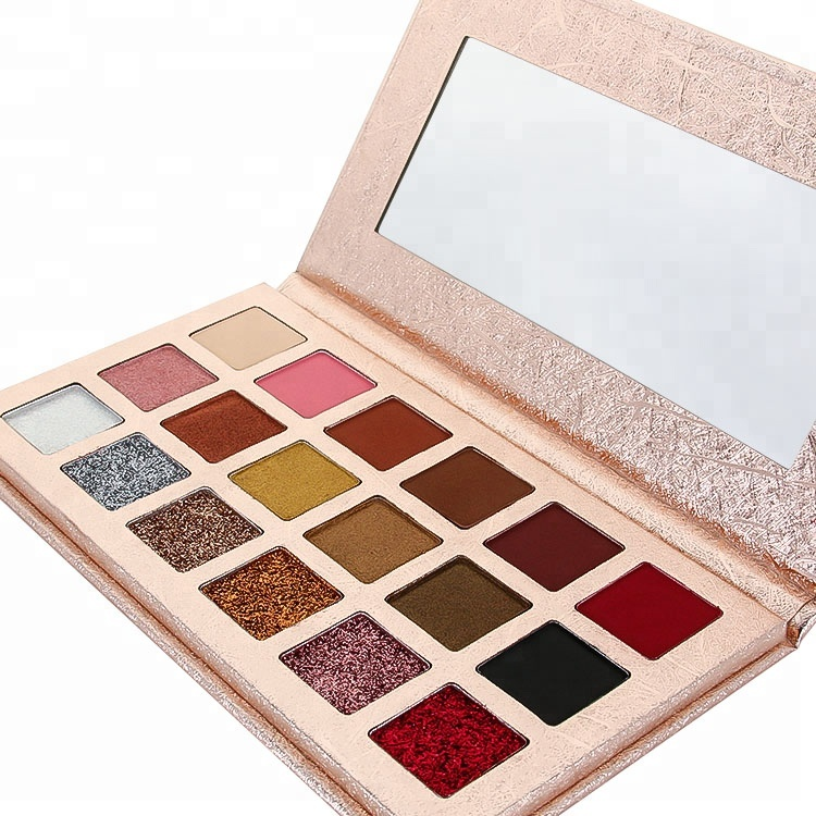 Back To Search Resultsbeauty & Health Humorous Beauty Glazed Eyeshadow Palette Long Lasting Shimmer Matte Eyeshadow Makeup Multi Colors Palette Cosmetics Kit Make Up For Eyes Skillful Manufacture