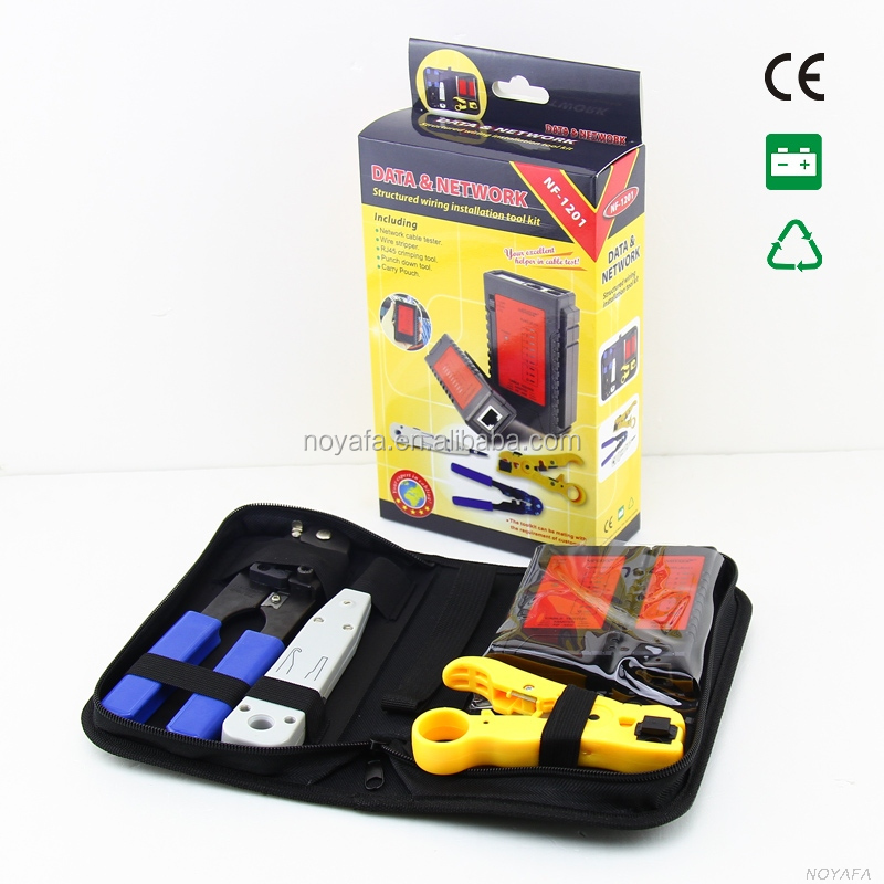Electronic Electrician Toolkit NF-1201