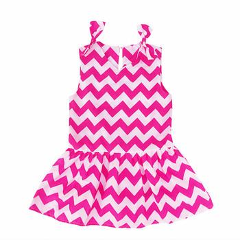 b08f752733 Vestido de la muchacha del Verano 2017 recién nacido bebé organza Flying  manga arco vestidos para