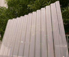 Corrugated plastic roofing sheet/cheap roofing materials/lowes fire proof insulation