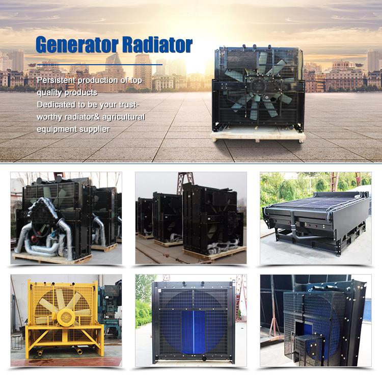 VTA28-G5 Diesel Engine Generator Water Cooling System Copper Radiator for  Cummins Generator, View vta28-g5 generator radiator, Heng An Product  Details