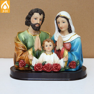 Wholesale Catholic Virgin Mary and Jesus Family Christian Gifts Souvenir Jesus