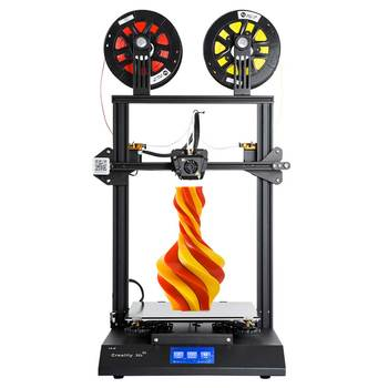 CREALITY Touch Screen All Metal CR-X Multi Color 3D Printer
