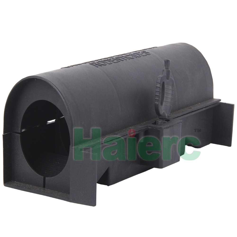 Haierc Plastic Tunnel Bait Station Rodent trap Pest Control