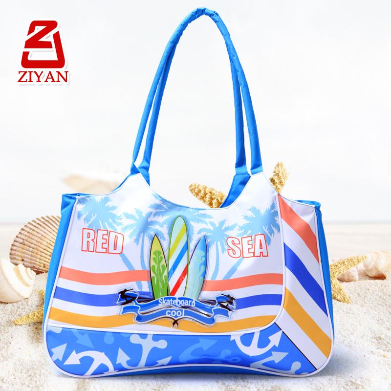 Strandtassen Groothandel : Nieuwe aankomst anker strand tassen gepersonaliseerde