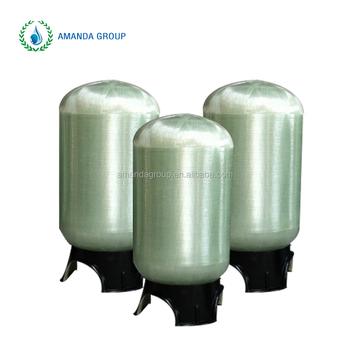 Water Softener Resin Composite Tank Sand Filter Frp Pressure Vessel Tank Buy Water Softener Tank Sand Filter Tank Frp Pressure Vessel Product On Alibaba Com
