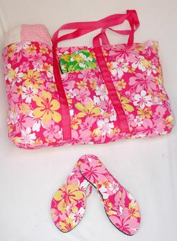 Hawaiian Islander Beach Flip Flop Matching Bags Eva Flops Product On Alibaba
