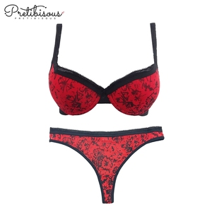 Red Mature Lingerie Hot Girl Xxx Sexy Bra Ladies Sexy Panty And Bra Sets