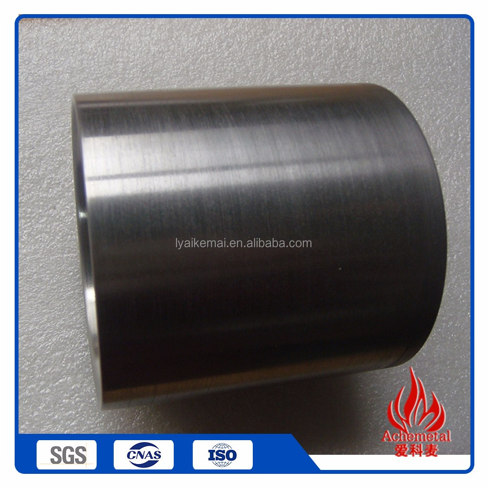 Wholesale products quality 99.95% tungsten and molybdenum crucible high temperature molybdenum crucible