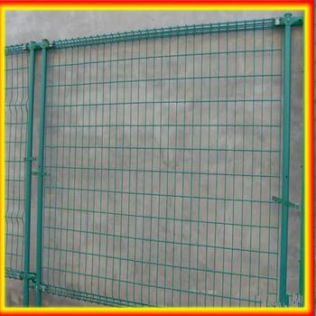 Double Loop Decorative Garden Yard Fence Colored Plastic