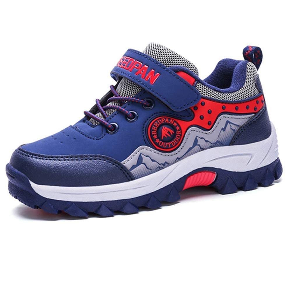 582d6056 LGXH Breathable Boys Girls Casual Outdoor Hiking Shoes Boots Non-Slip  Adventure Athletic Sneakers Sneakers