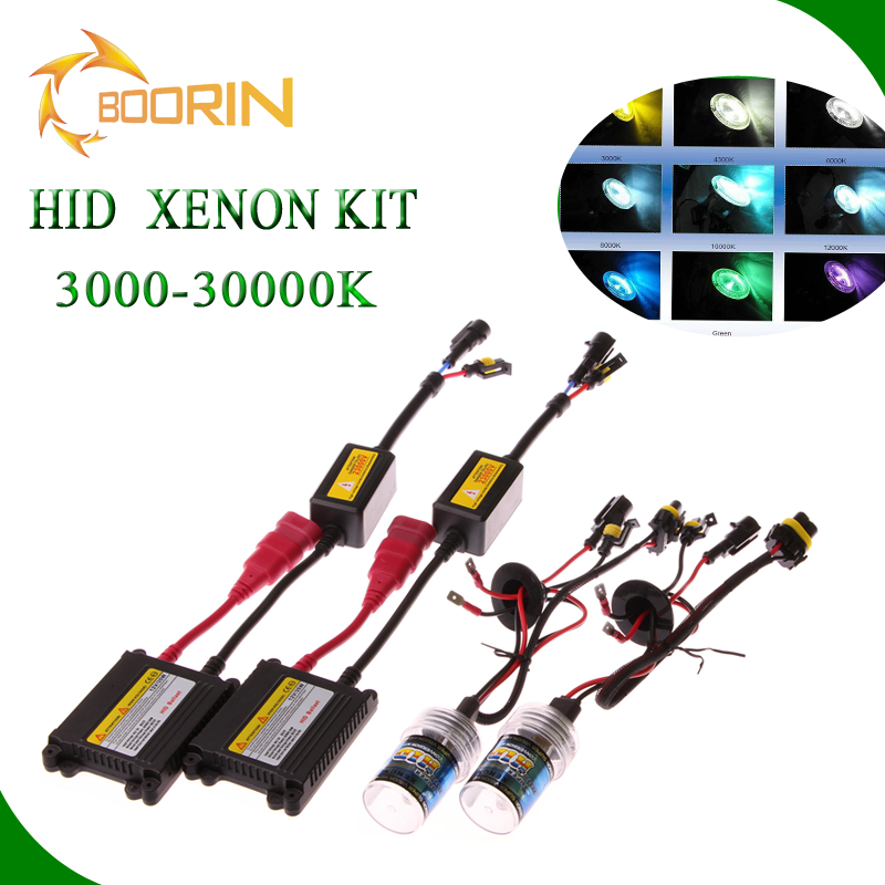 2017 new auto car accessories electronic control gear for xenon light bulbs led xenon h1 h3 h4 h7 h11 h13 9007 9004 9006 9005hid