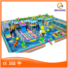 Professional Factory Children Soft Naught Castle,Commercial Indoor Playground Equipment action air adult jumping castle inflata