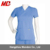 Navy Blue V-neck Nursing Medical Scrubs for Hospital