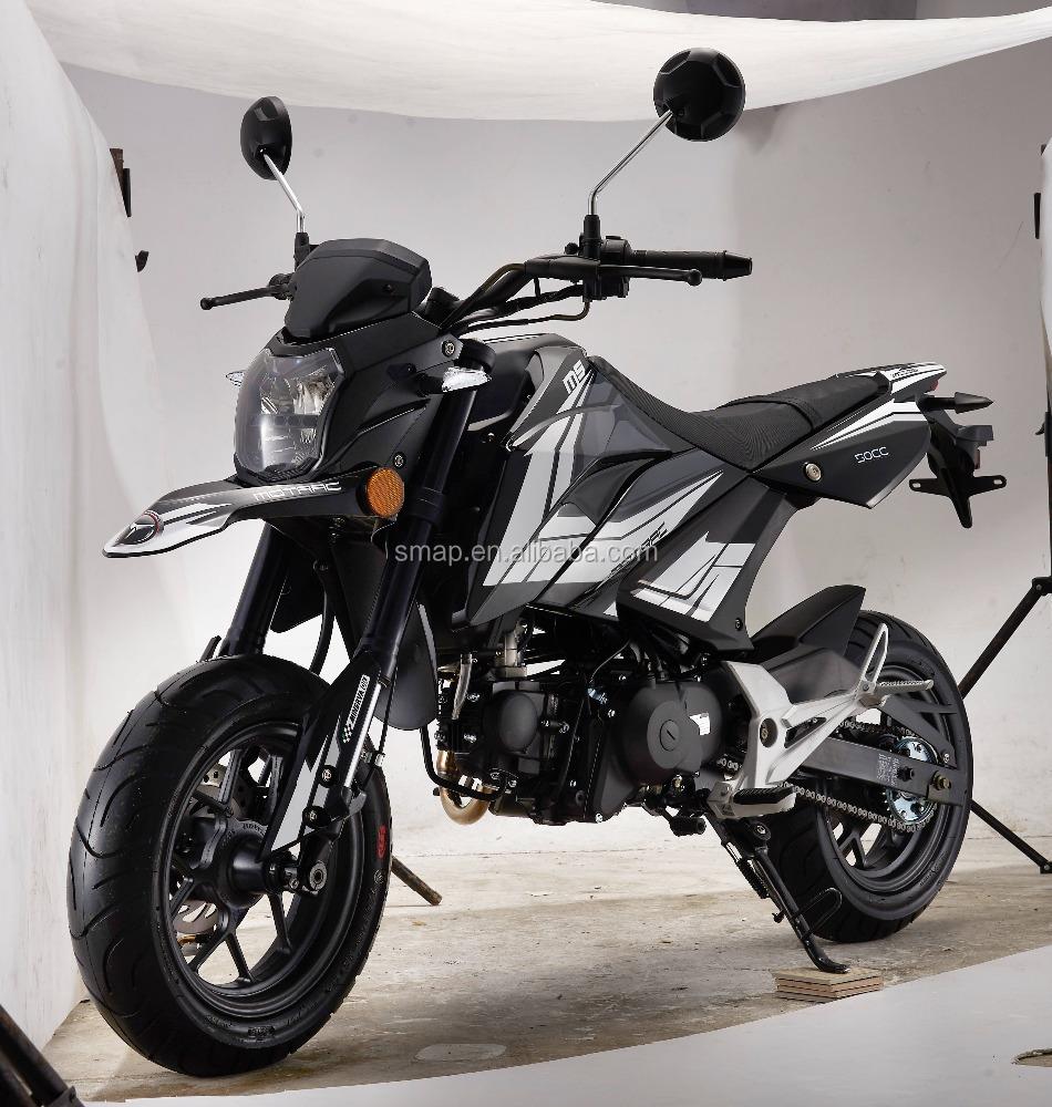 M5 50cc Gasoline Street Bike Racing Motorcycle Eec Approved Efi ...