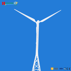 15KW permanent magnet generators wind turbine for home or village