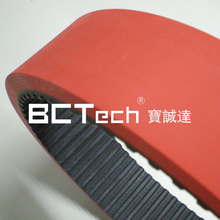 Foshan Rubber seamless timing belt