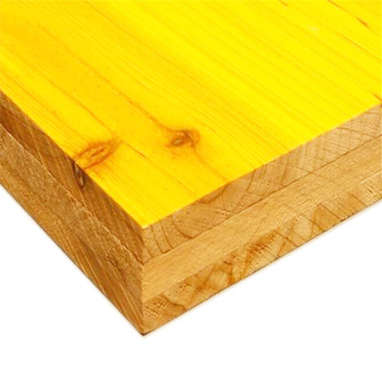 nature plywood 3 ply yellow shuttering panels