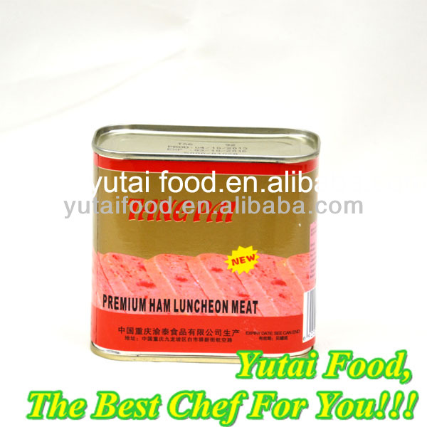 Wholesale Canned Food Delicious Premium Ham Luncheon Meat