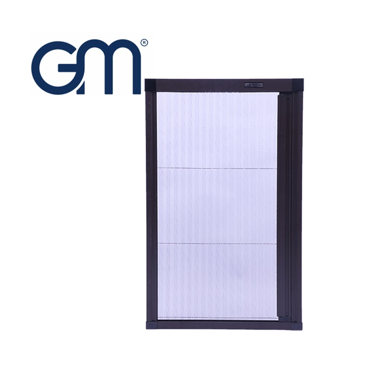 Top supplier rewind-position invisible anti-theft window screen mesh