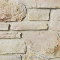 Milky white artificial stone for molden building decoration