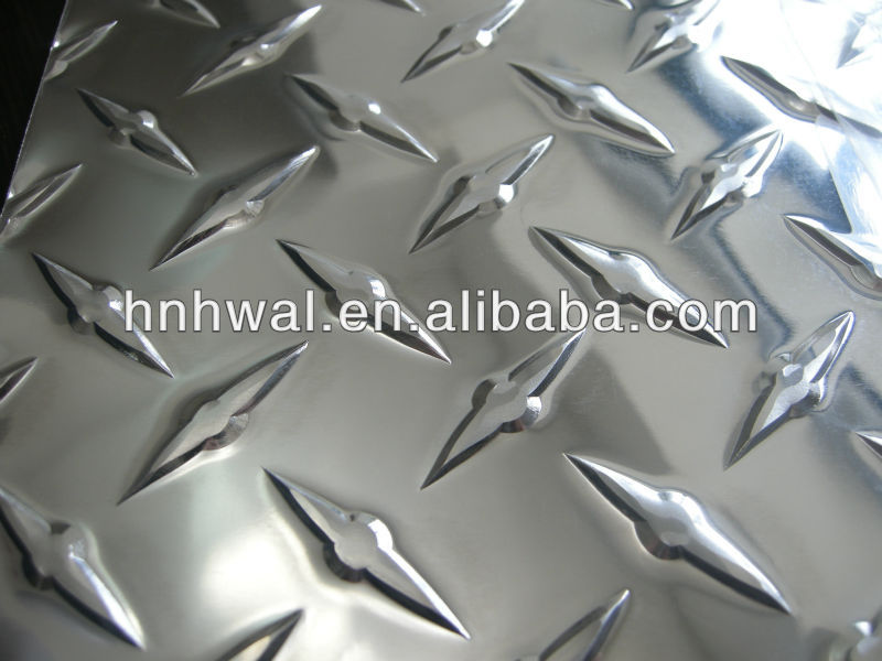 Damier t le d 39 aluminium 1050 h 14 planches d 39 aluminium id - Tole alu damier ...