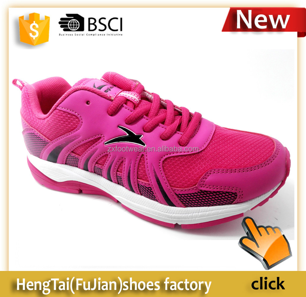 women fashion sneakers of factory manufacturing shoes china