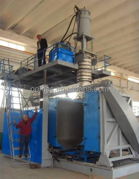 5000 litre water tank plastic blowing molding machine