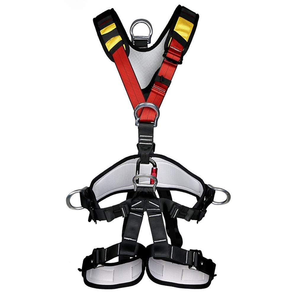 Kids Child Full Body Fall Arrest Safety Sit Seat Belt Harness Tree Climbing