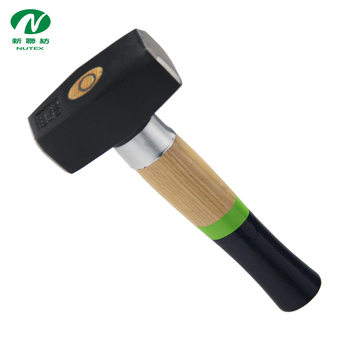 High Quality Hickory Handle German Type Stoning Hammer