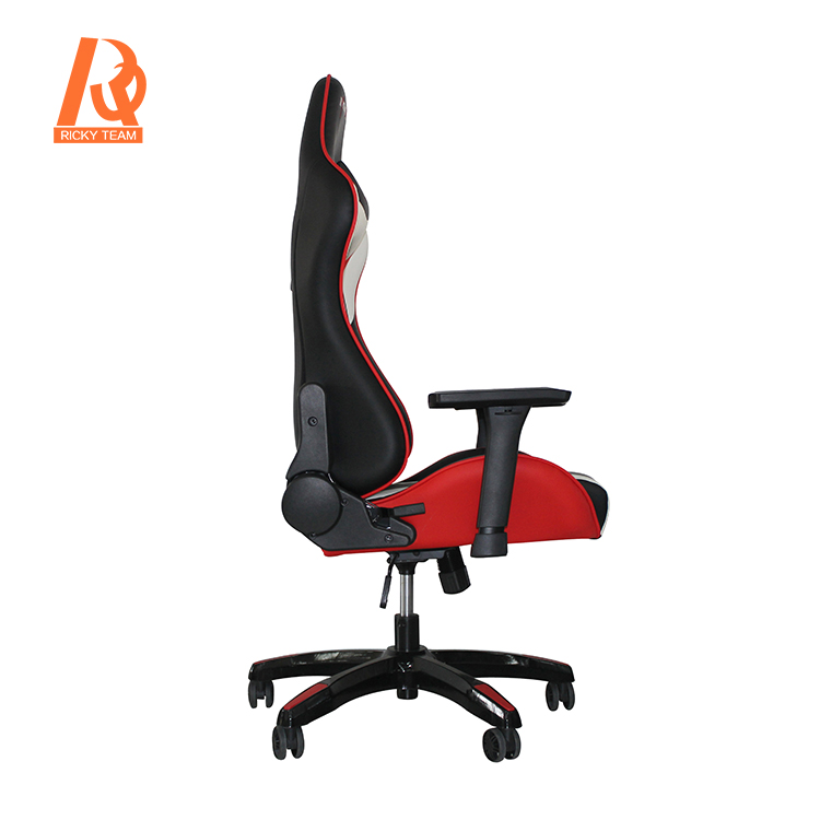 Best Selling PU Leather 3D Armrest Modern Swivel Office Chair