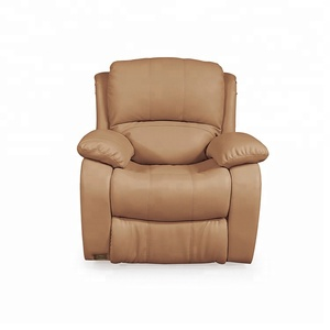 Comfortable inexpensive PU recliner rocking sofa chair , low price E9138