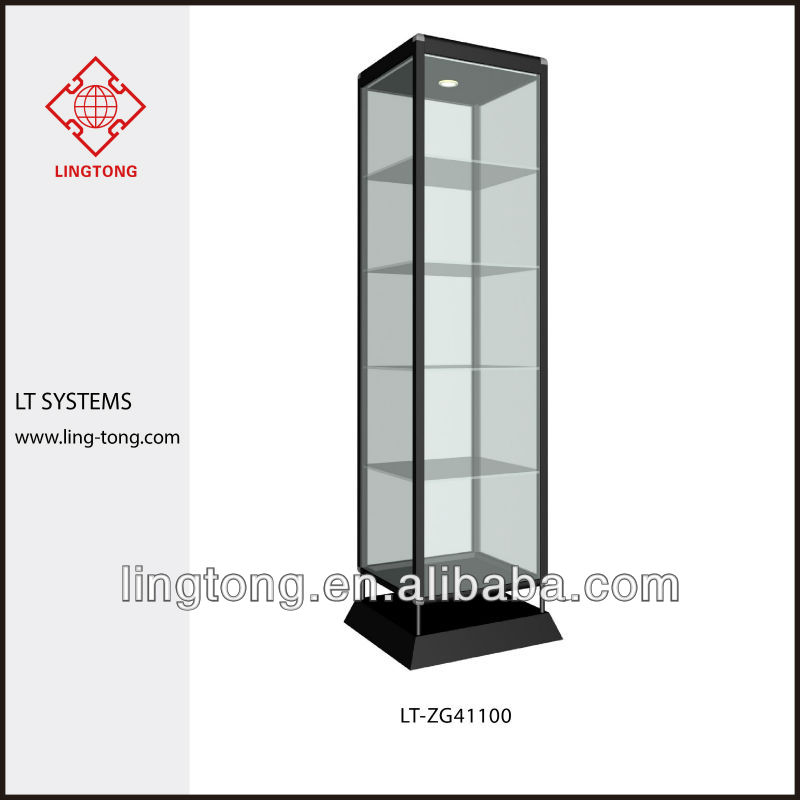 Aluminium Frame Display Show Case LT-ZG41100