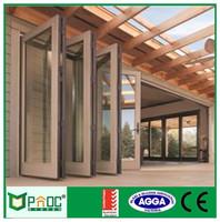 PNOC010415LS High quanlity aluminum folding design door and window